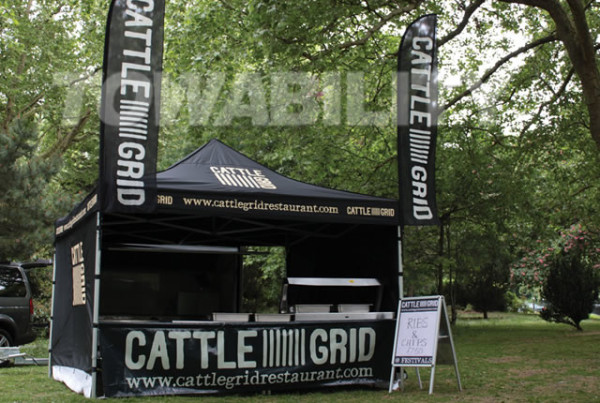 Cattle Grid - Steak House Trailer