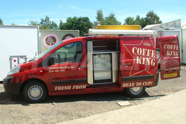 Coffee King Van Conversion