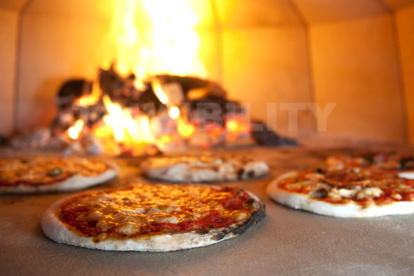 Wood Fired Pizza - Mobile Pizza Catering Trailer