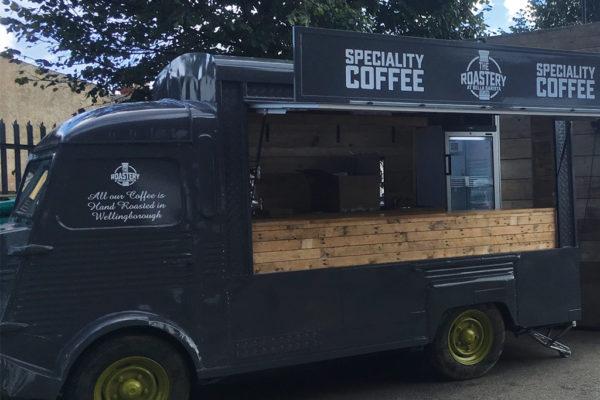 Citroen H Van -Coffee Van Conversion